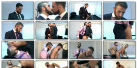 Men At Play - Logan Moore & Jalil Jafar - Sweet Deal